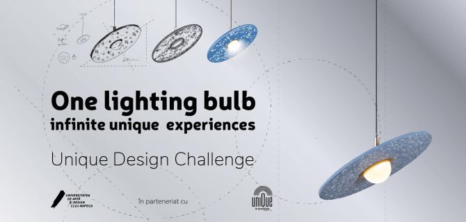 Concurs One lighting bulb UAD Unique header