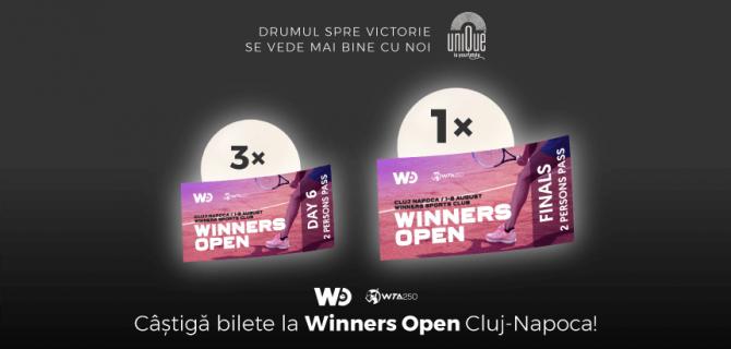 Winners Open Pop up homepage 860x440 RO